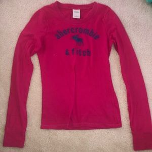 Abercrombie Kids Set of Two Long Sleeve Shirts